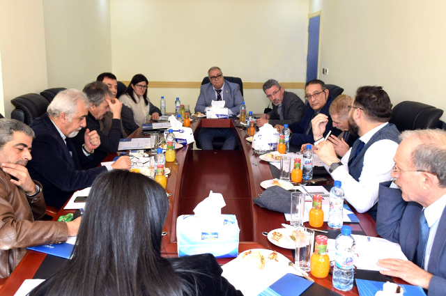 Board of Directors of Dr. Farzat Ayoub University Hospital Holds its Sixth Session