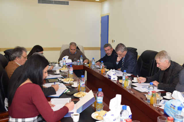 Board of Directors of Dr. Farzat Ayoub University Hospital Holds its Seventh Session