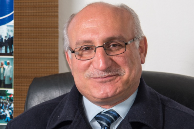 Prof. Dr imad-haddad-Member of the University's Board of Trustees